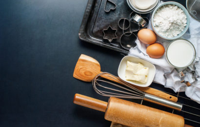 Pour pâtisser comme un chef