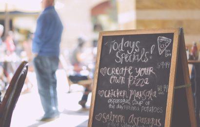 Comment faire un menu de restaurant ?