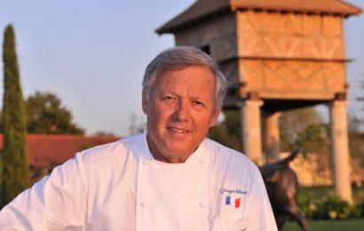 Georges Blanc, le meilleur chef cuisinier, restaurateur et hôtelier français