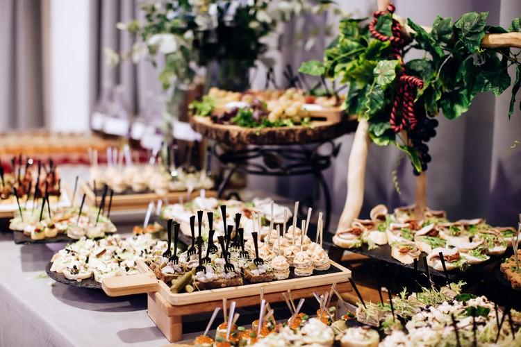 buffet-reception
