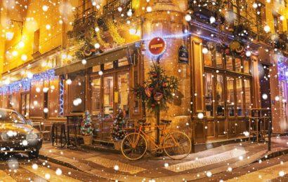3 conseils pour apporter l'esprit de Noël dans votre restaurant !