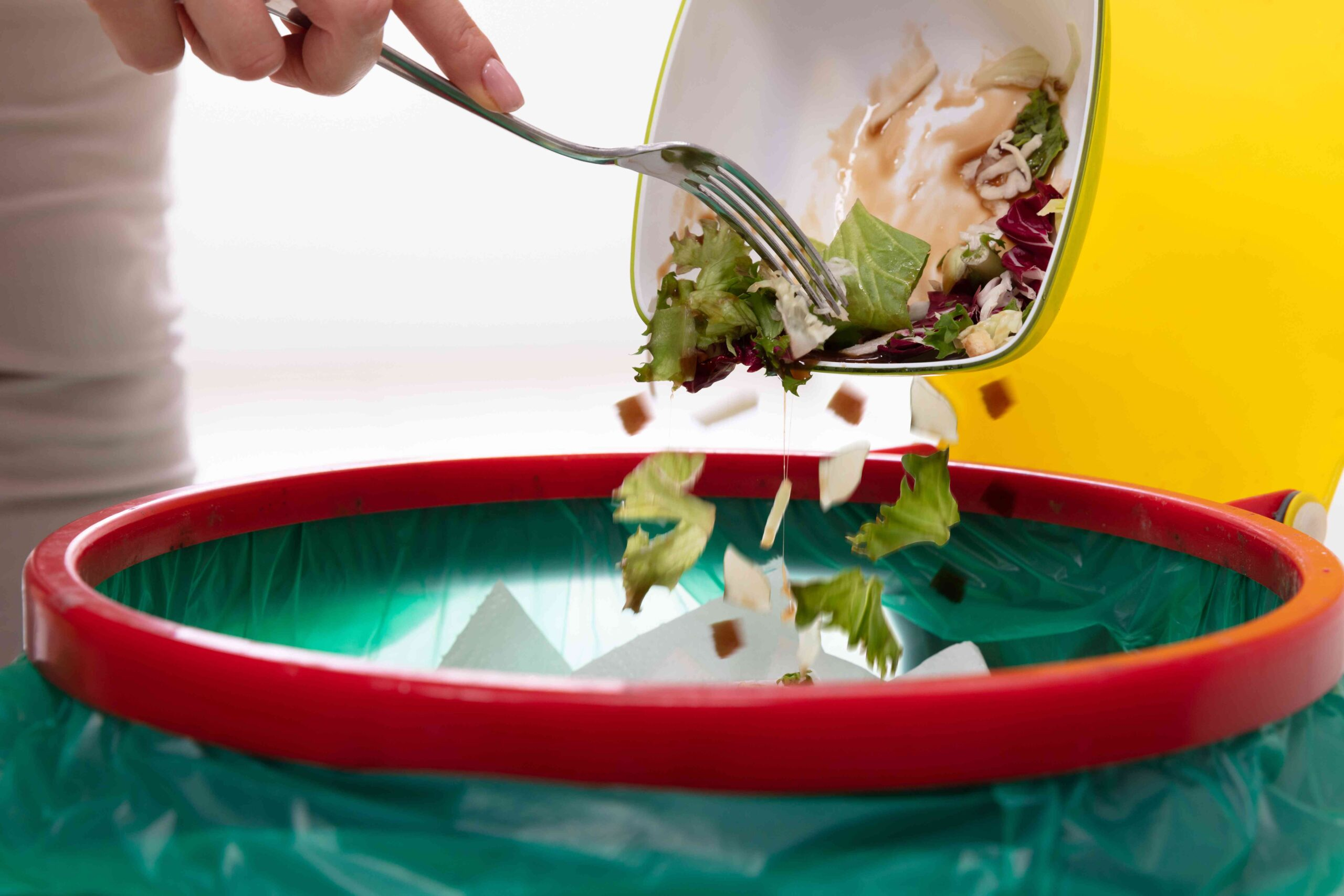 gaspillage de nourriture