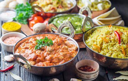 Les bienfaits de la cuisine indienne