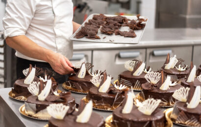 Cyril Lignac: Le chef pâtissier gourmand croquant